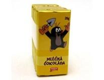 Krteček Mléčná čokoláda 40% 11x20g