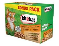 Kitekat Farmářské menu kapsičky pro kočky 12x100g