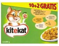 Kitekat Selské menu kapsička pro kočky 12x100g
