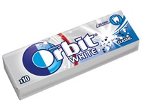 Wrigley's Orbit White Classic žvýkačky 30x14g