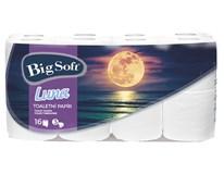 Big Soft Luna toaletní papír 3-vrstvý 1x16ks