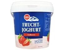 Jogurt jahoda 3,8% chlaz. 1x1kg