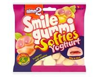 Nimm2 Smilegummi Softies jogurt bonbóny 9x90g