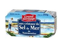 Grand Fermage Máslo francouzské solené chlaz. 1x250g