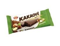 Kakaové řezy s oříšky 30x50g