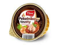 Viva Pekelníkovy tousty kuřecí paštika 16x120g