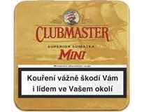Clubmaster Mini Sumatra doutníky 1x20ks