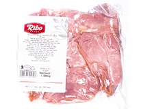 Šunka belgická zauzená 97%masa chlaz.cca 1kg