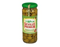 Seville Premium Olivy zelené bez pecky 1x450g