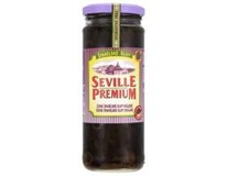 Seville Premium Olivy černé krájené 1x450g