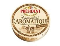 Président Camembert Aromatique sýr zrající chlaz. 1x250g