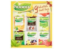 Pickwick Čaj Bohaté chutě 1x69g kazeta