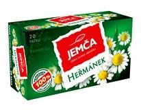 Jemča Čaj heřmánkový 6x24g