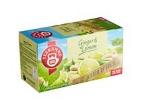 Teekanne Čaj bylinkový zázvor&citron 3x35g