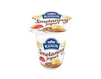 Kunín Jogurt smetanový čokobanánek chlaz. 10x150g