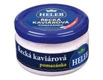 Heleb Pomazánka řecká kaviárová chlaz. 1x150g