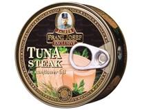Franz Josef Kaiser Tuňák steak v oleji 6x170g
