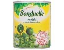 Bonduelle Hrášek jemný sterilovaný 6x800g