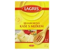 Lagris Bramborová kaše s mlékem 8x130g