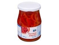 ARO Paprika červená řezy 6x340g