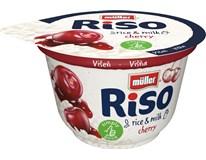 Müller Riso Mléčná rýže ovocný mix (jahoda, malina) chlaz. 12x200g