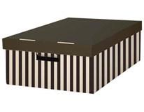 Krabice s víkem Sigma 56x37x18cm 2ks