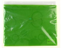 Desky s drukem KPP A4 Neo Colori zelené 5ks