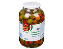 ARO Feferony kulaté 1x3000g