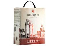 Giacondi Merlot 1x3L BiB