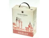 Giacondi Merlot 4x3L BiB