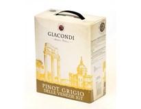 Giacondi Pinot Grigio 4x3L BiB