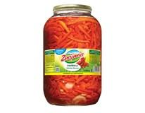 Znojmia Paprika červená řezy 1x3500g