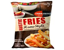 Farm Frites Rustic Fries Home hranolky mraž. 5x2,5kg