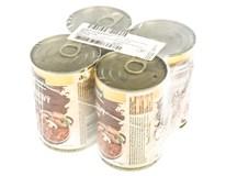 Hamé Houbový guláš hotové jídlo 4x415g