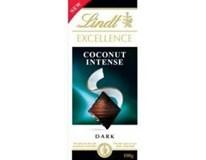 Lindt Excellence čokoláda kokos 3x100g