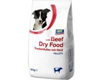 ARO Kompletní krmivo granule hovězí pro psy 1x10kg