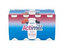 Danone Actimel Jogurtové mléko lesní plody chlaz. 3x(8x100)g