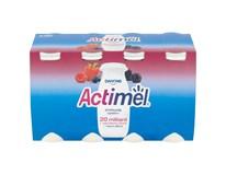 Danone Actimel Jogurtové mléko lesní plody chlaz. 8x100g
