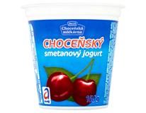 Choceňský Jogurt smet. mix (3xjah,3xořech,2xmal,2xviš) chlaz. 10x150g