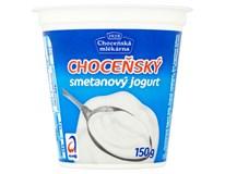 Choceňský Jogurt smetanový bílý 10% chlaz. 10x150g