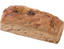 Chléb žitný kvasový s vlašskými ořechy nebalený 1ks