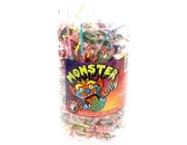Lolly Monster lízátka barvící 150x10g