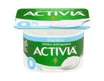 Danone Activia Bílá jogurt 0% chlaz. 3x(8x120g)