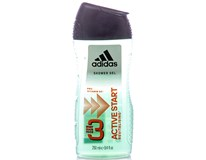 Adidas Active start sprchový gel pán. 1x250ml