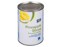 ARO Ananas plátky 6x580ml