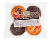 Muffiny mix 4x75g