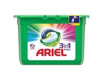Ariel Color Gelové kapsle na praní 1x14ks