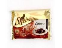 Sheba Cuisine hovězí+kuřecí pro kočky 4x85g