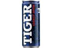 Tiger Energy drink energetický nápoj 12x250ml plech