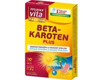 MaxiVita Betakaroten plus 1x30 tablet